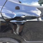 Na een bezoek aan onze spuiterij is deze Hyundai iX35 RA weer als nieuw!